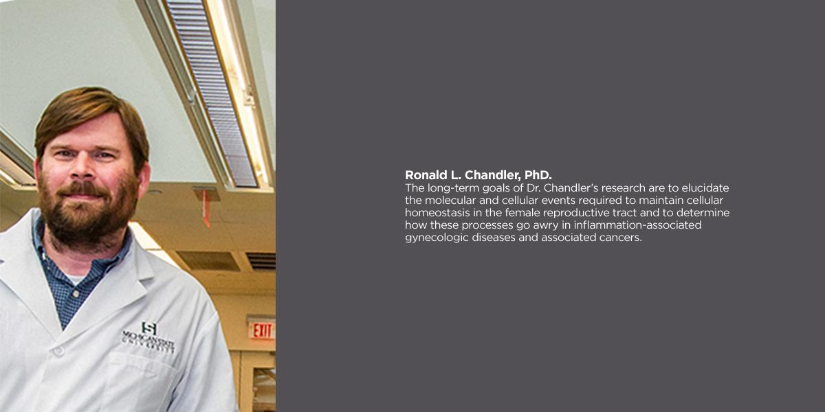 Ronald Chandler, Ph.D.