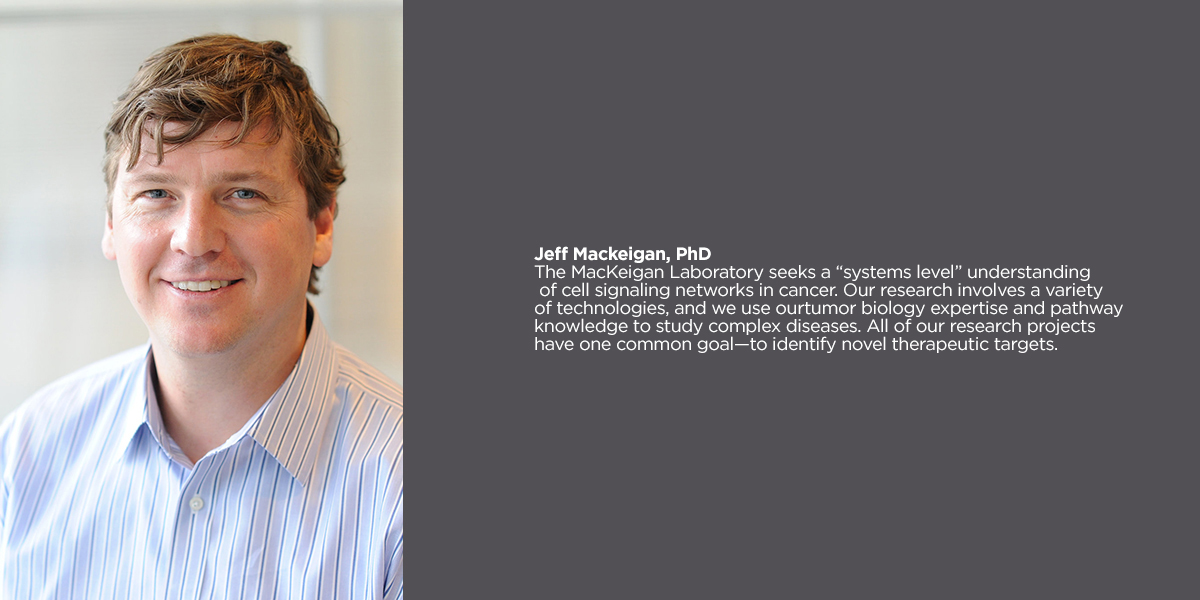 Jeff MacKeigan, PhD