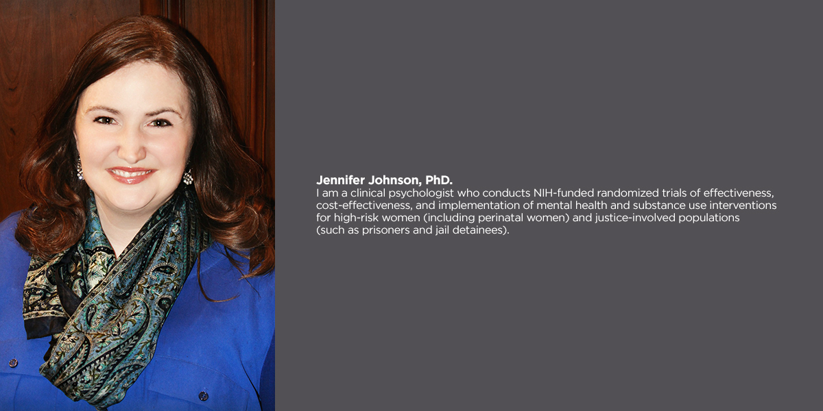 Jennifer Johnson, Ph.D.