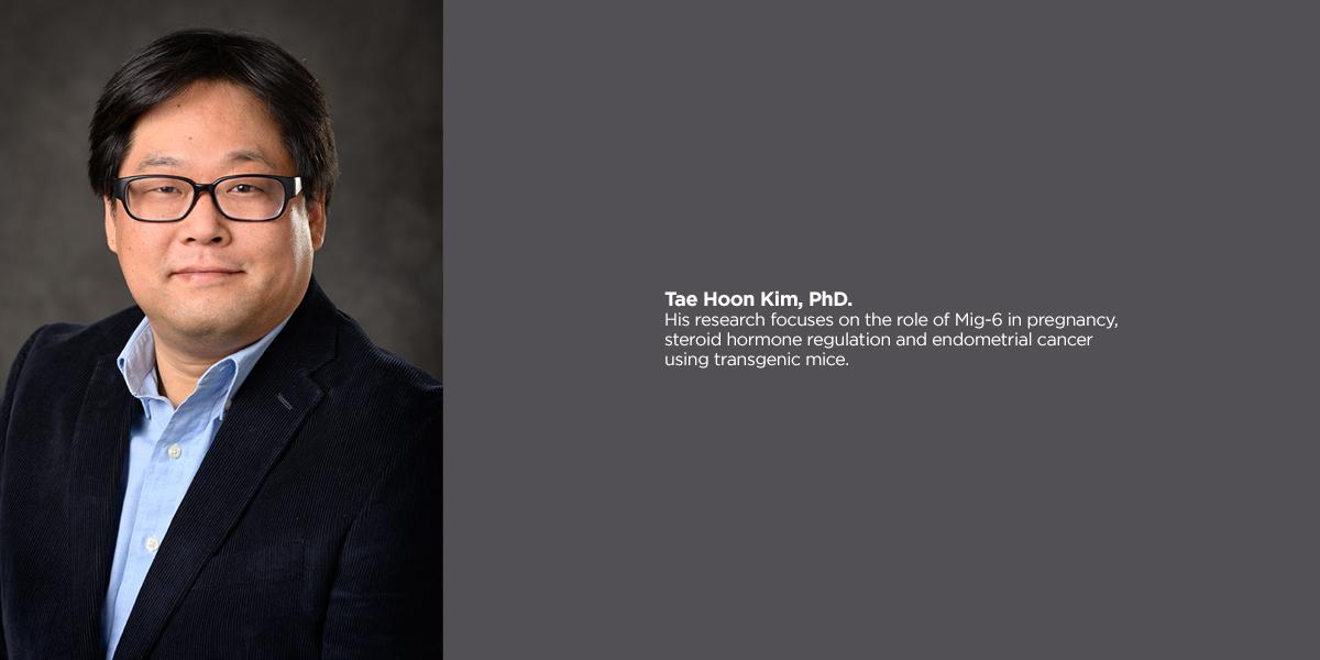 Tae Hoon Kim, PhD.