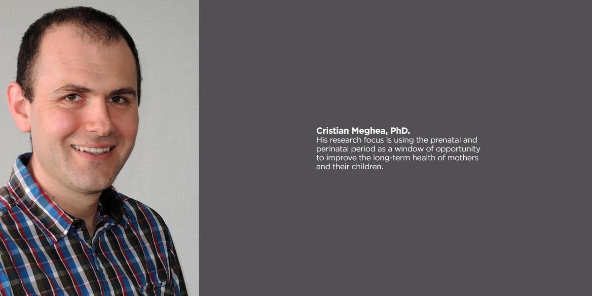 Cristian Meghea, PhD.