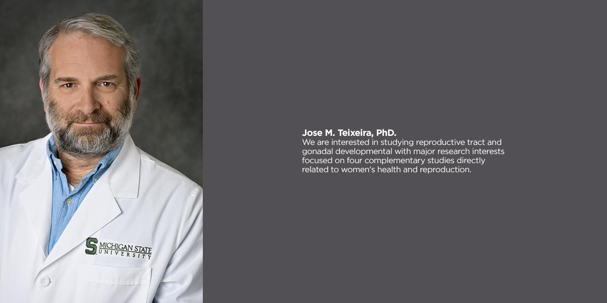 Jose M. Teixeira PhD