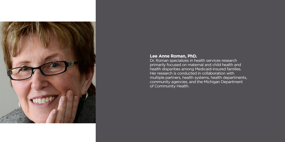 Lee Anne Roman, PhD.
