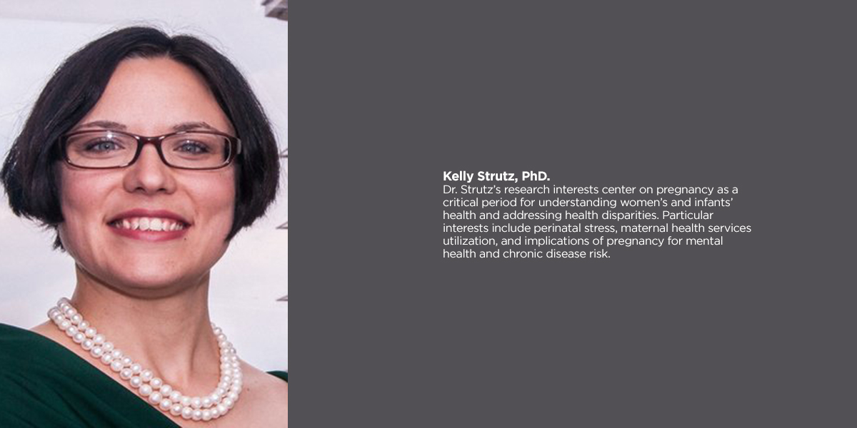 Kelly Strutz, PhD.