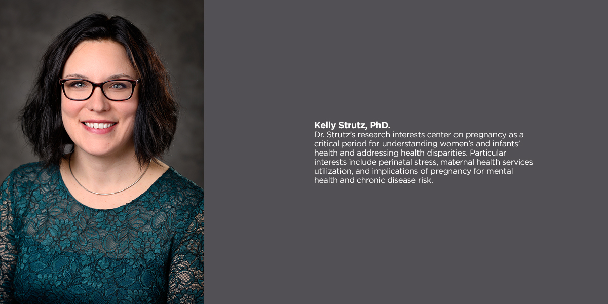 Kelly Strutz, PhD