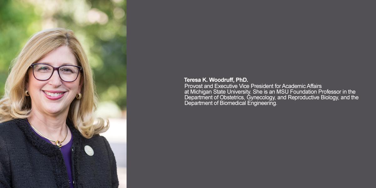 Teresa K. Woodruff, Phd