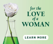 For the Love of a Woman donation link and icon